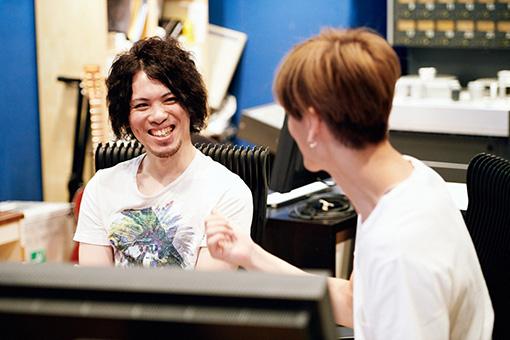 左から:Need6、橘慶太