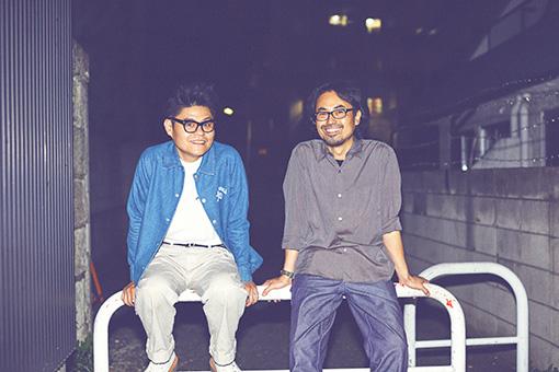 左から:松田岳二、吉澤成友