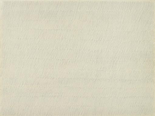 パク・ソボ(朴栖甫)『描法 No.27-77』(1977年)福岡アジア美術館蔵