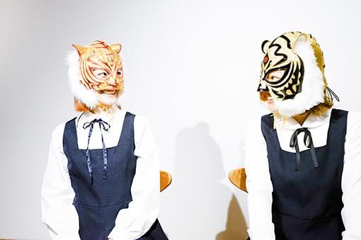 左から:新津由衣、AZUMA HITOMI
