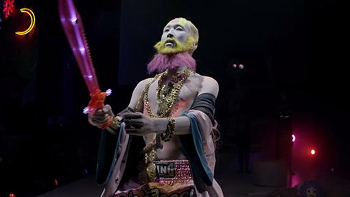 『ADAHA Ⅱ』 (Full Length) Performance live @Palais De Tokyo 22/Jun/2015
