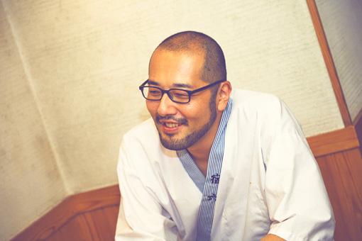 三浦洋介(「おにぎり屋 浅草 宿六」3代目店主)