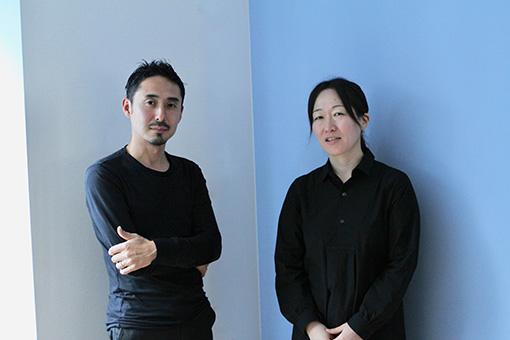 左から:藤井光、吉澤弥生