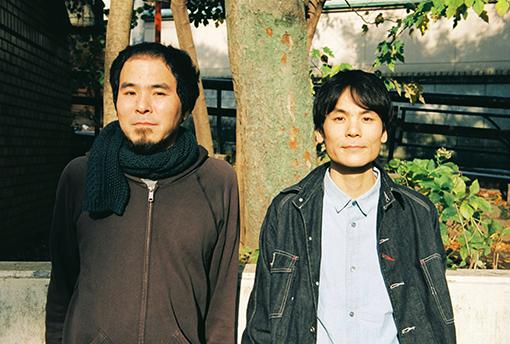 キセル(左から:辻村豪文、辻村友晴)