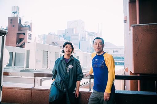 左から:奥冨直人、野本晶