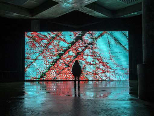 坂本龍一も出展する『MeCA』展覧会の出展者、平川紀道のイメージ