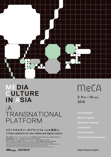 MeCAのポスター