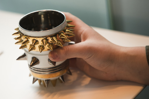 『SPIKY CUP』
