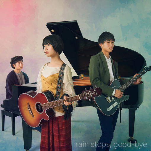 "No title""rain stops, good-bye""ジャケット"