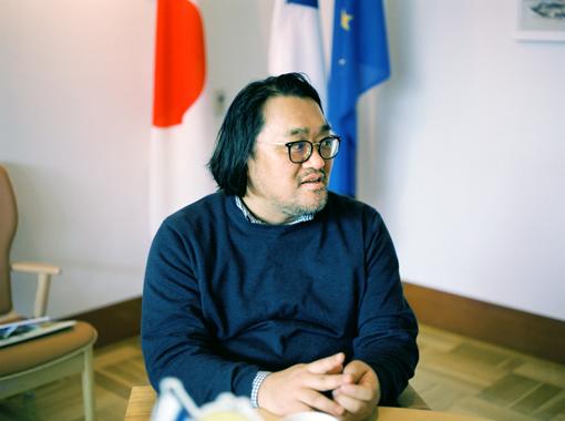 シャチョウこと平井千里馬