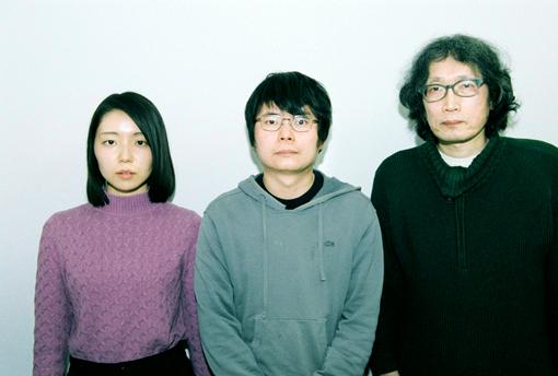 左から:こばやしのぞみ、伊藤暁里、北沢夏音