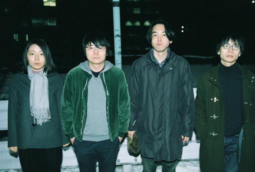 Taiko Super Kicks(左から:こばやしのぞみ、伊藤暁里、大堀晃生、樺山太地)