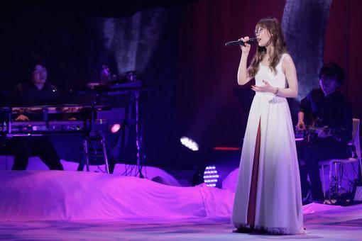 """『Aimer LIVE TOUR 17/18『Aimer LIVE TOUR 17/18 """"hiver""""』最終公演の様子""""hiver""""』最終公演の様子"""