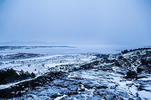 Sigur Rosの音楽を想起させるアイスランドの風景① / 撮影:黒田隆憲