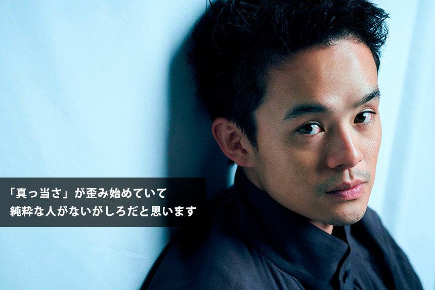 池松壮亮が明かす 生きづらい現代日本で、映画に取り組む覚悟