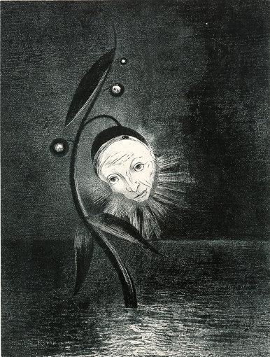 『「ゴヤ頌」Ⅱ.沼の花、悲しげな人間の顔』