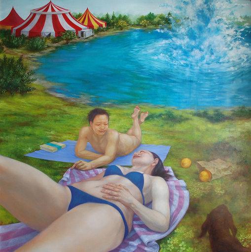 仙石裕美『世界の始まる日のサーカス』(2012年)