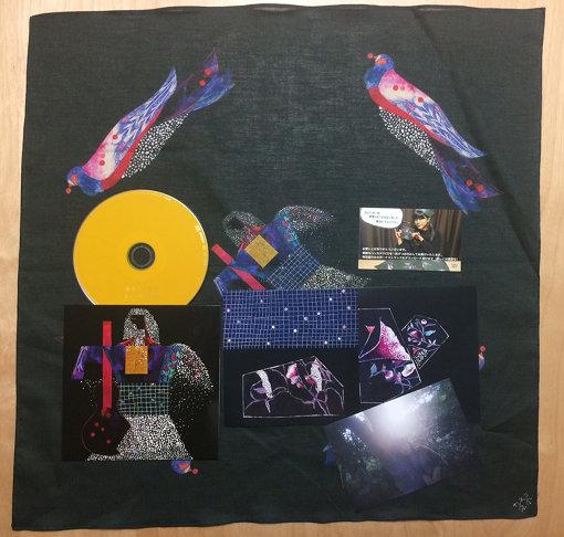 2016年12月7日リリースの1st EP『さよーならあなた』(1stエディション/特別盤)