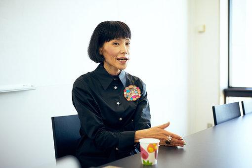 川島蓉子(伊藤忠ファッションシステム株式会社取締役 / ifs未来研究所所長 / ジャーナリスト)