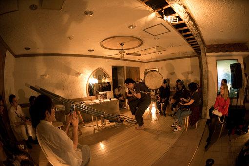 西原尚によるサウンド・パフォーマンス(ショートステイ・プログラム)/PARADIS AIR