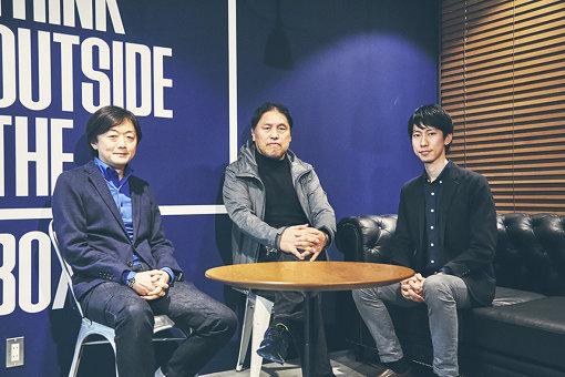 左から:松下剛(青山シアター)、浅井隆(アップリンク・クラウド)、大竹悠介(ブリリア ショートショートシアター オンライン)