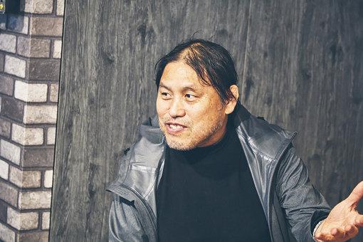 アップリンク代表取締役社長の浅井隆