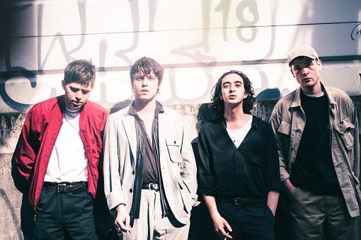 左から:ヤコブ、エリアス、ダン、ヨハン