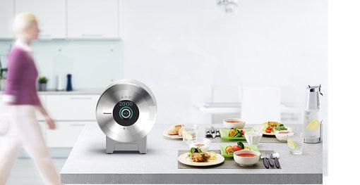 「DeliSofter」介護体験から発案された料理を柔らかくする調理家電。開発担当ではない社員から発案された