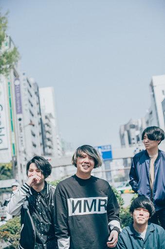 ゆるふわリムーブ(左から:本田智志、網谷直樹、高宮蘭真、久保真也)
