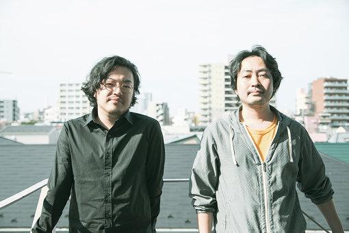 左から:Akiyoshi Yasuda、直谷たかし