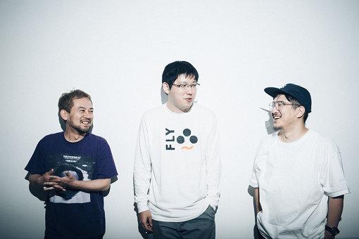 左から:DAWA、imai、MINORxU