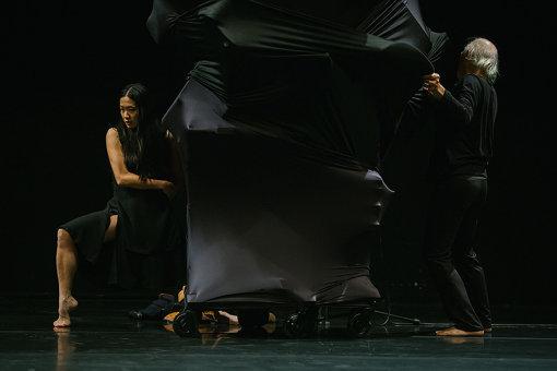 『私は言葉を信じないので踊る』の様子 © Gregory Batardon