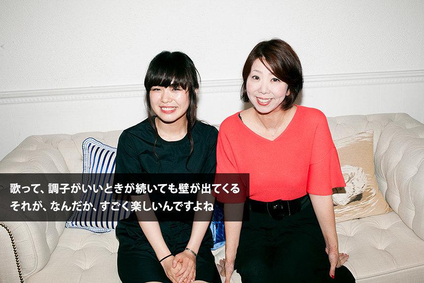 佐藤涼子&キミノオルフェ対談 一流歌手の秘訣、上手く歌うコツ