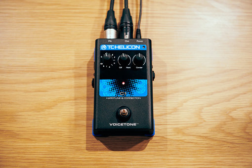 TC-HELICON「VoiceTone C1」