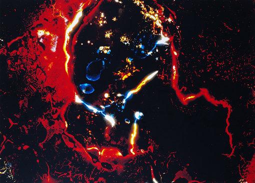 『「内藤正敏の軌跡」展より』 2004年 インクジェット・プリント 作家蔵