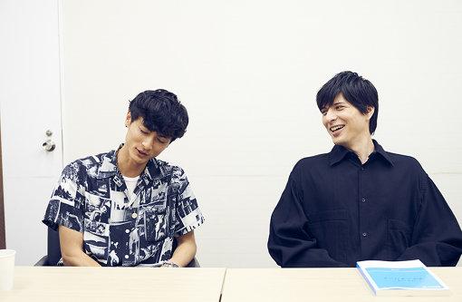 左から:高良健吾、城田優