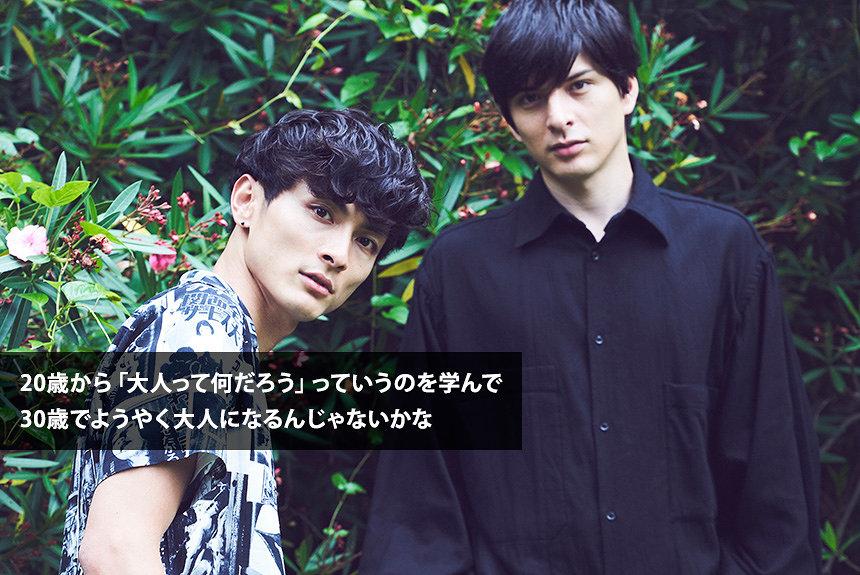 高良健吾と城田優が語る、30代の役者の覚悟と過去の自分の愛し方