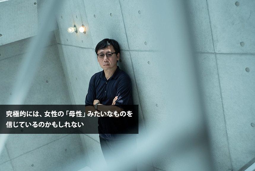 資生堂CMを手がけた小島淳二が映画に初挑戦。その理由とは?