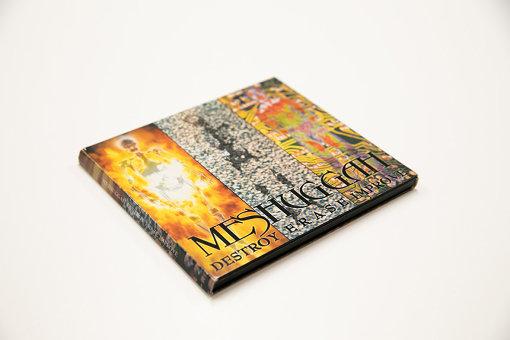 Meshuggah『Destroy Erase Improve』