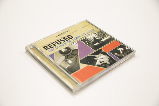 Refused『The Shape Of Punk To Come』