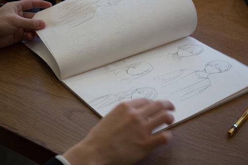 loundrawのノート