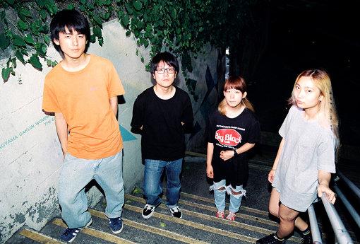 左から:小室ぺい、岩方ロクロー、やぎひろみ、松島早紀
