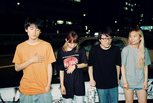左から:小室ぺい、やぎひろみ、岩方ロクロー、松島早紀