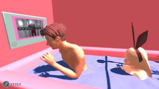 でんすけ28号『Qiezi Mabo Forever - VR ver.』
