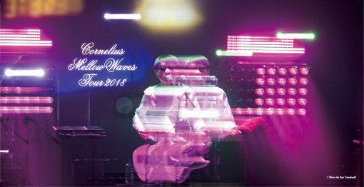 『Mellow Waves Tour 2018』フライヤー画像