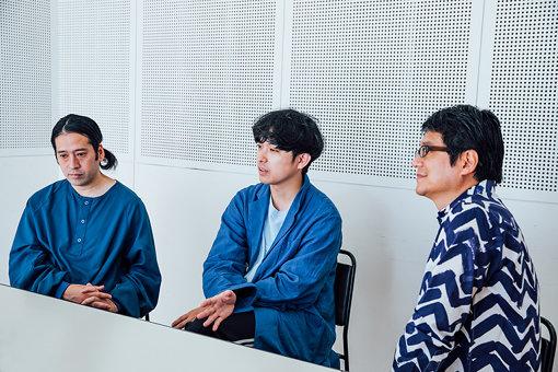 左から:又吉直樹、藤田貴大、穂村弘