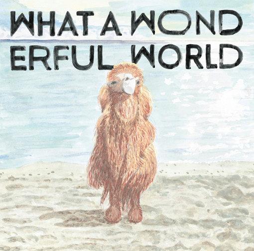 堀込泰行『What A Wonderful World』ジャケット