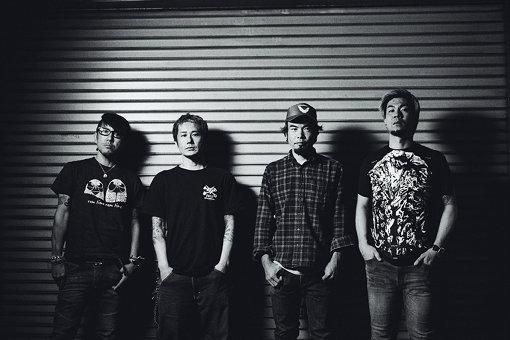 左から:Jun Gray、Ken Yokoyama、Hidenori Minami、Matchan