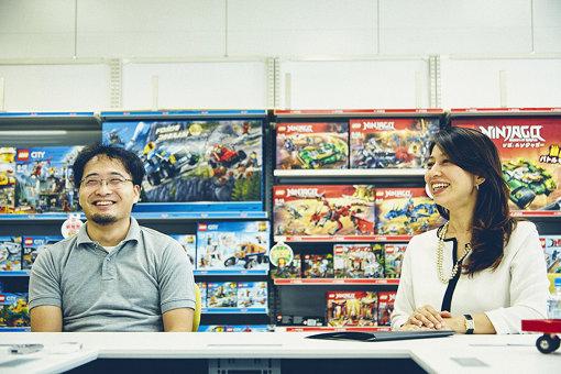 左から:三井淳平、今井理代
