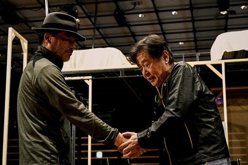 KAAT神奈川芸術劇場プロデュース『セールスマンの死』稽古場写真 撮影:細野晋司